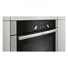 NEFF Slide&Hide Built In Single Electric Oven - 3